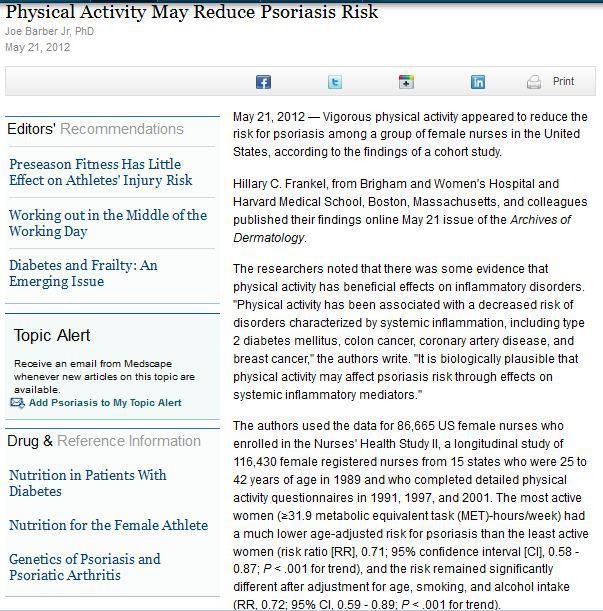 Botox May Decrease Psoriasis Inflammation